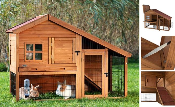 gabbie per conigli e criceti 5 case da sogno per piccoli