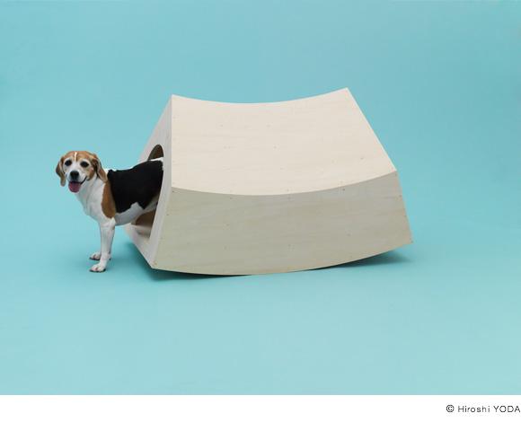 Architecture for Dogs: Le cucce di designer famosi realizzabili a casa vostra!