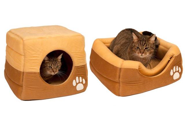 5 nicchie per gatti belle e confortevoli