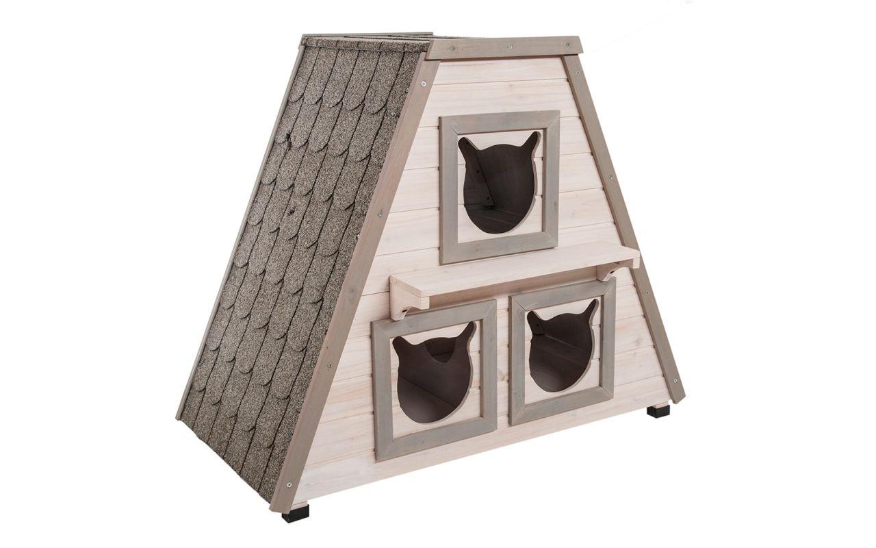 Cucce invernali per gatti un caldo letto anche per loro for Cucce per gatti da esterno coibentate