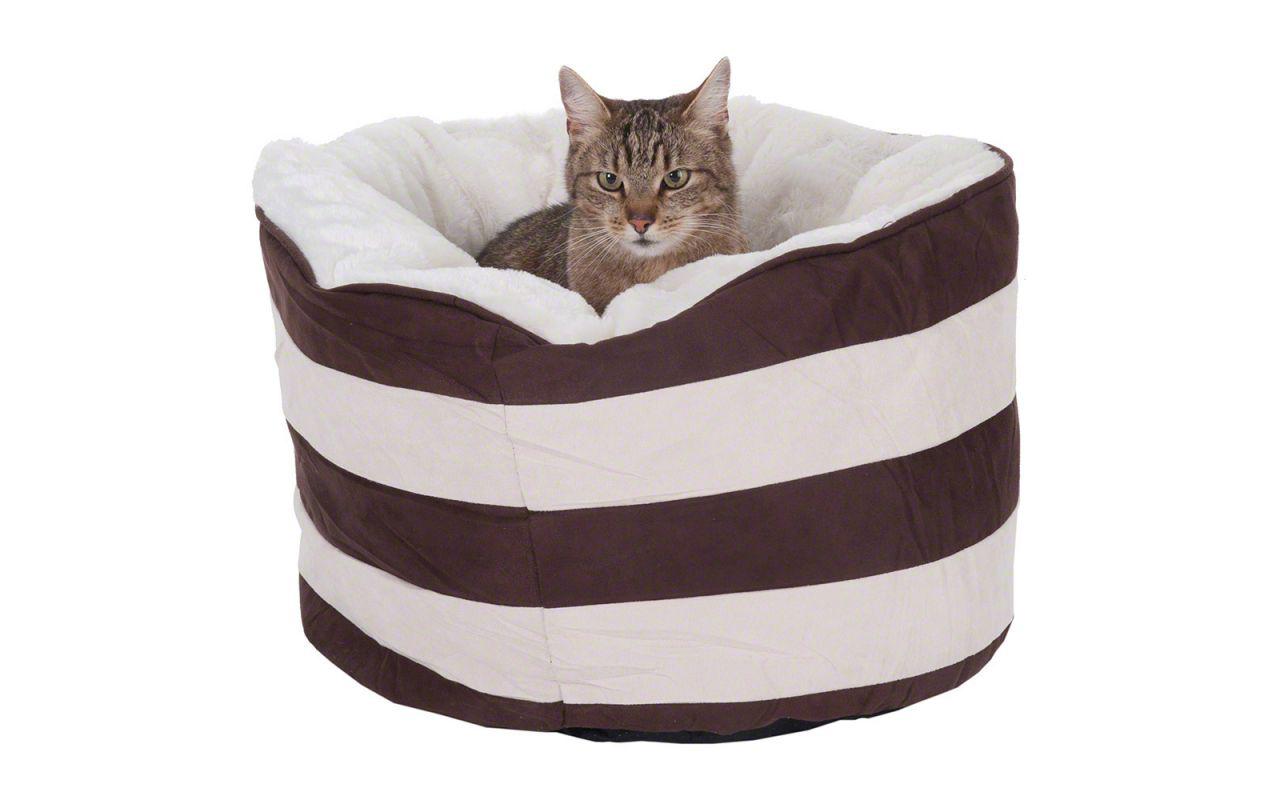 Cucce invernali per gatti un caldo letto anche per loro - Cuccia per gatti ikea ...
