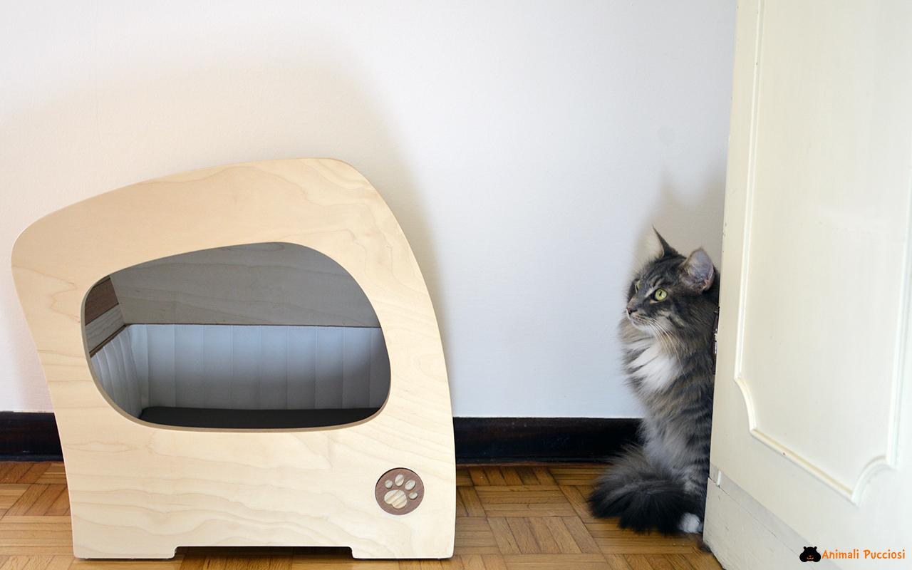 Recensione: Giomilla Flux, casetta per animali in legno