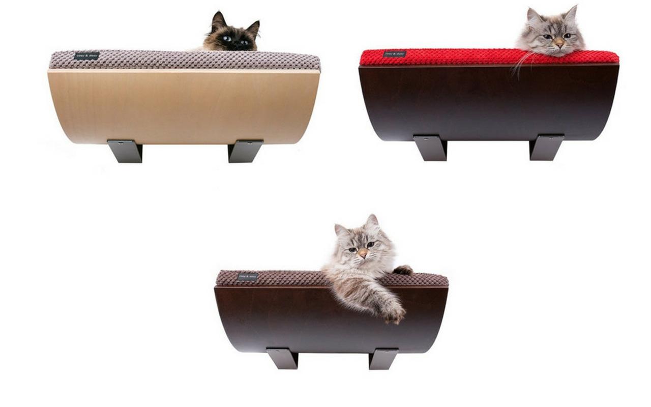 Mensole per gatti come disporle e dove trovarle animali - Mensole per bagno fai da te ...