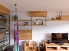 Casa in stile giapponese a misura di gatto