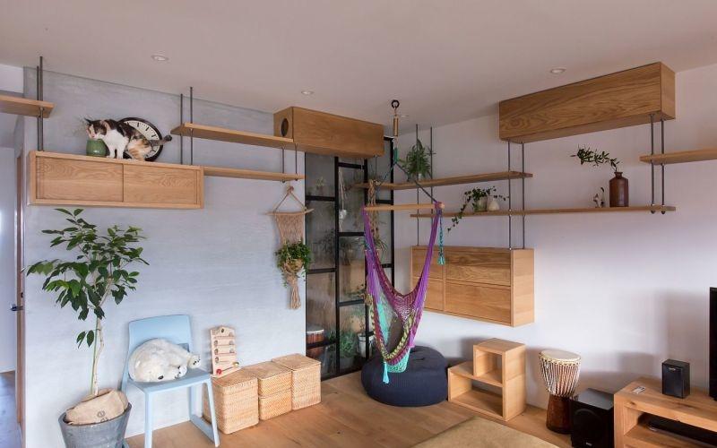 Casa In Stile Giapponese A Misura Di Gatto Animali Pucciosi