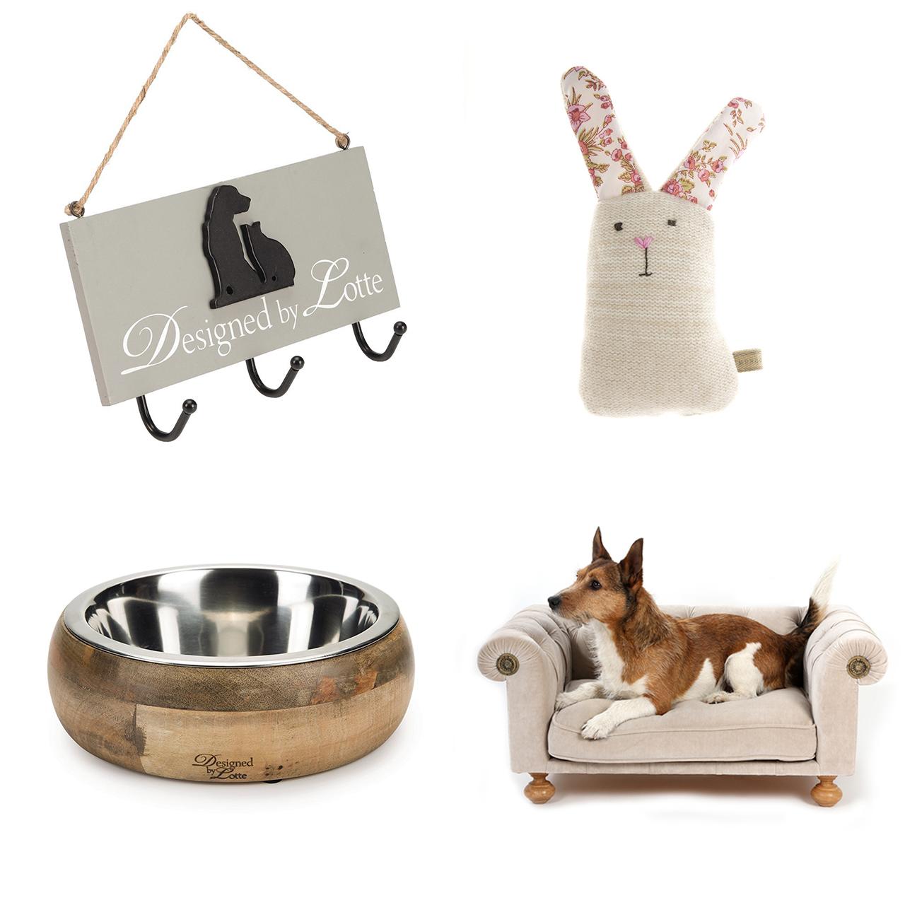 Ispirazioni di pet design | Stile shabby chic per cani e gatti