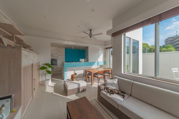 Il progetto di una villa moderna a misura di gatto for Progetto villa moderna