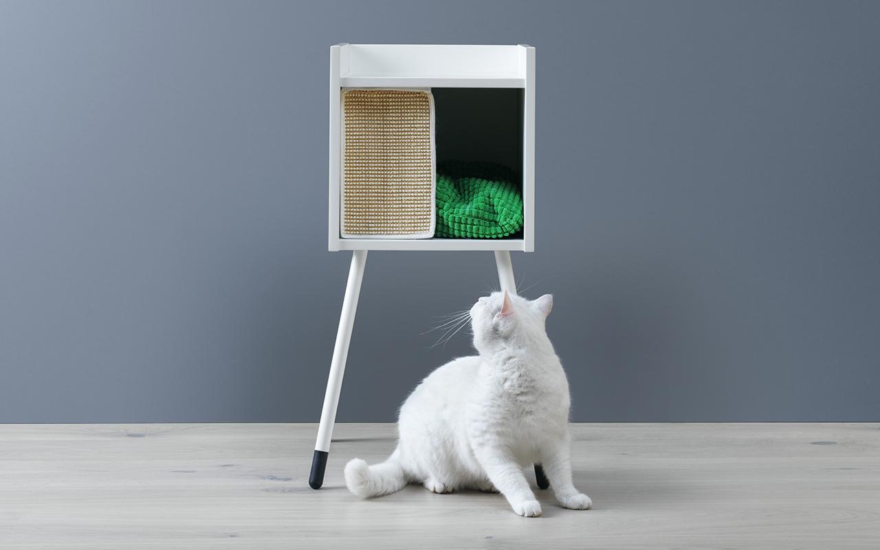 Mobili Per Gatti Ikea : La nuova collezione ikea per animali animali pucciosi
