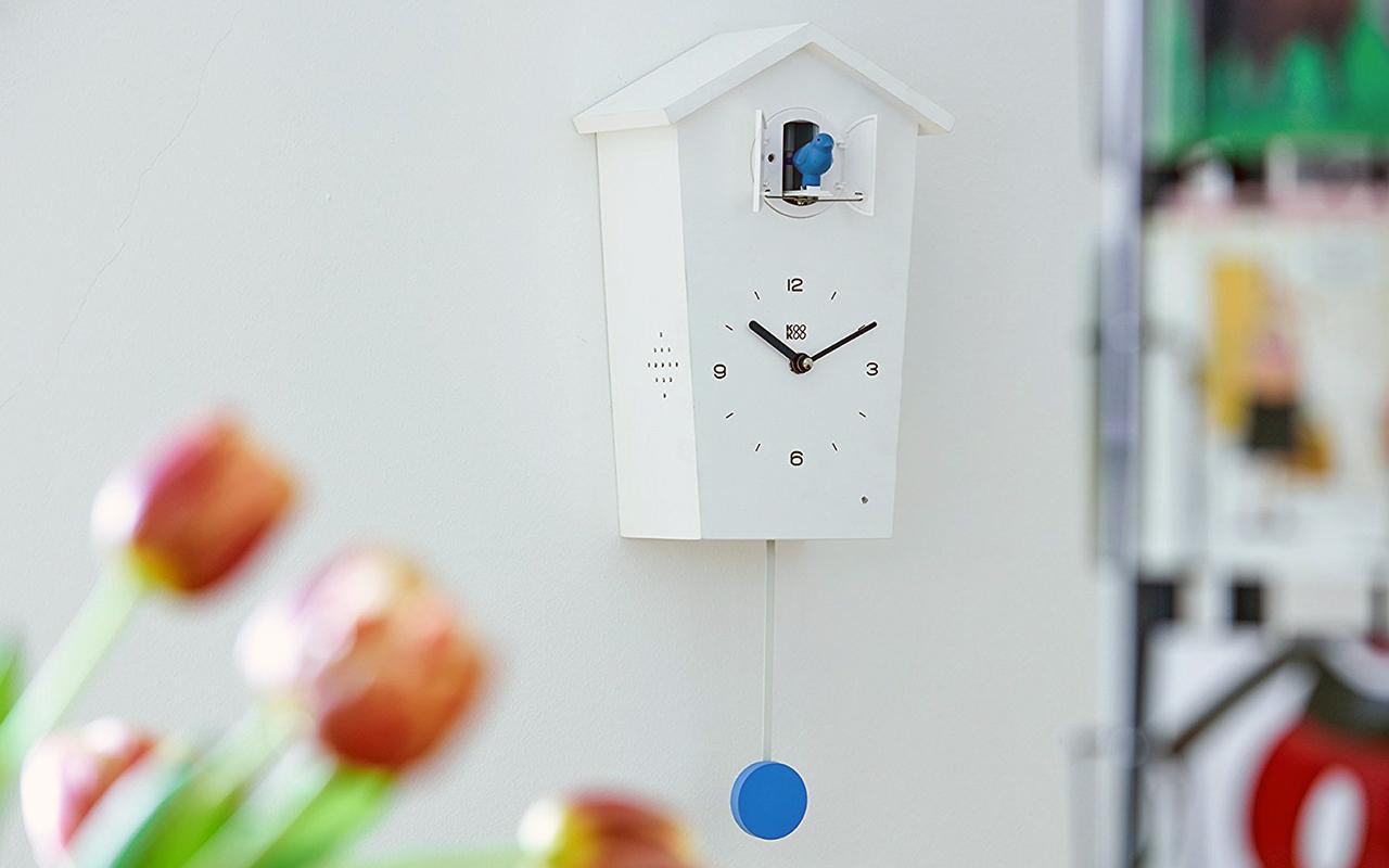 Idee regalo design animalipucciosi orologio cucu kookoo for Idee regalo design