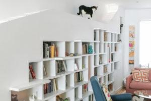 Un loft newyorkese a misura di gatto
